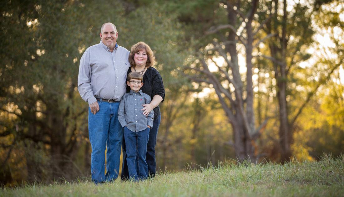 Family portraits in Rutledge, Ga (Georgia)